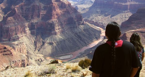 Controversial plan to build tourist attractions including tram into Grand Canyon…