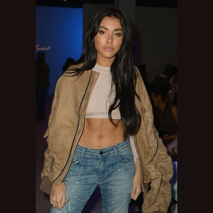 Madison Beer - Attends the Leanne Marshall fashion show at New York Fashion Week in New York City today! #MadisonBeer (September 12th, 2016)
