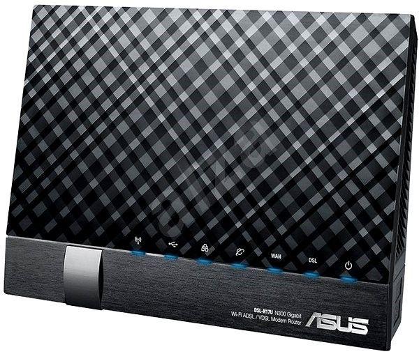 VDSL2 modem ASUS DSL-N17U