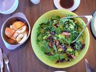Cohen Diet  Put seasonings on salads!