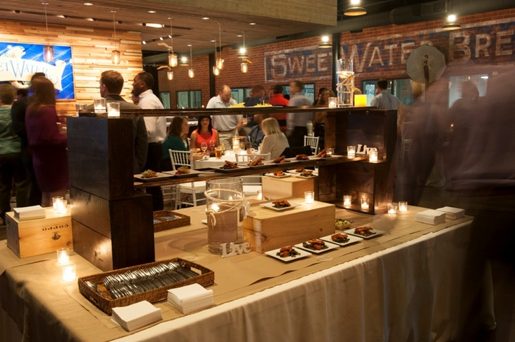 Have your wedding/ reception at Sweetwater Brewery... add our soap favors made with their tasty brews... Pale Ale, Brown Ale or Something Blue...