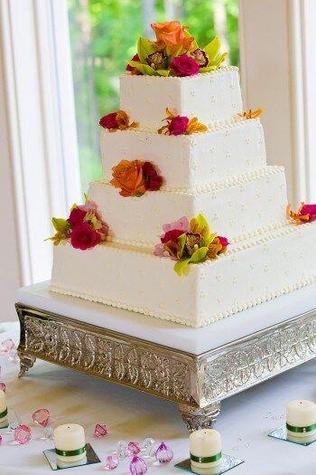 Hochzeitstorte Quadratisch Bildergalerie In 2019 Hochzeitstorten
