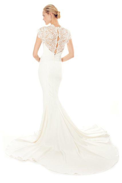 Nicole Miller Wedding Dress Inspiration