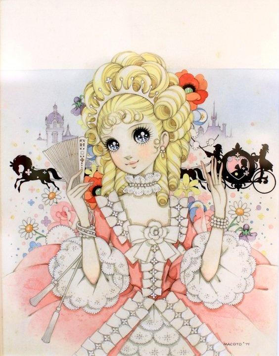 Cinderella~She reminds me of Marie Antoinette~Makoto Takahashi