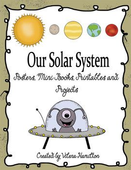 our solar system packet - photo #39
