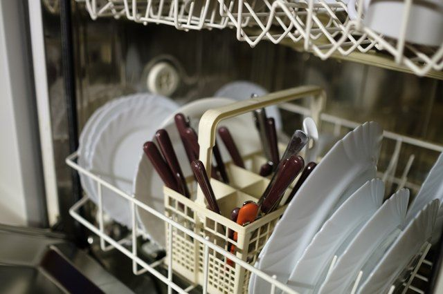 What Causes Black Residue In A Whirlpool Dishwasher Hunker Cleaning Your Dishwasher Whirlpool Dishwasher Dishwasher