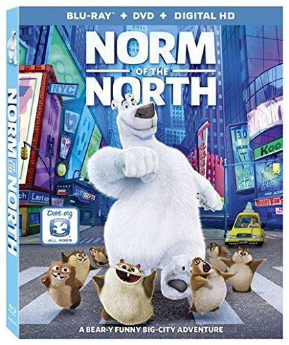 Rob Schneider & Heather Graham & Trevor Wall-Norm Of The North