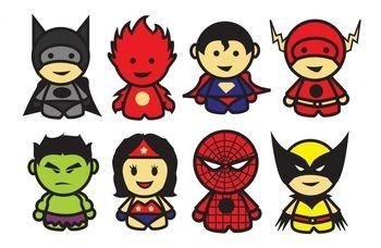 superheroes cartoons list ‹ Brick Lane Studios York