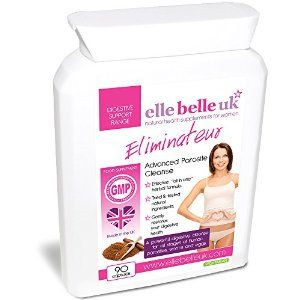 Powerful Parasite Cleanse For All Stages of Human Worms, Parasites & Eggs - Elle Belle UK - Eliminateur - 100% Natural & Additive Free Strong Herbal Formula - This 15-21 Day Lower Bowel Detox & Cleanse is Suitable For Thread, Pin, Tape, Round, Hook & Whipworms - Made in the UK - 90 Capsules.: Amazon.co.uk: Health & Personal Care (scheduled via http://www.tailwindapp.com?utm_source=pinterest&utm_medium=twpin&utm_content=post30902032&utm_campaign=scheduler_attribution)