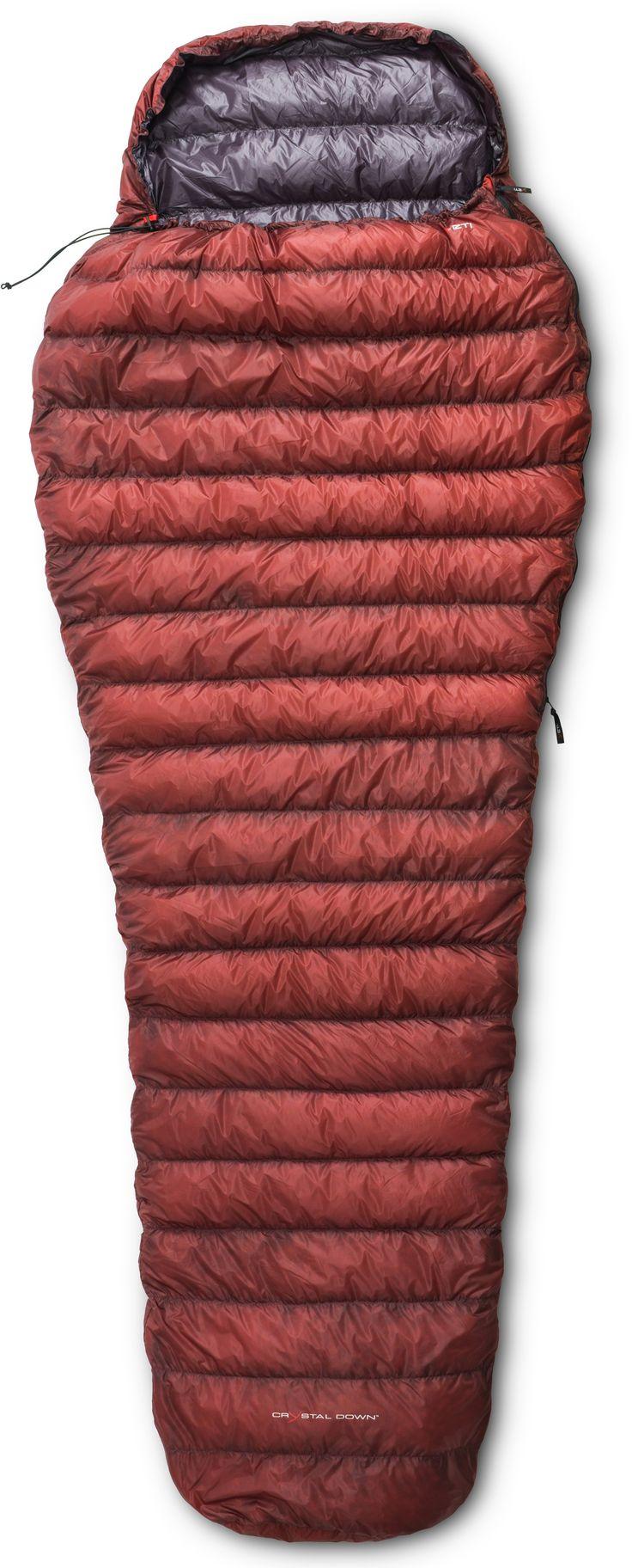 The ultimate lightweight sleeping bag