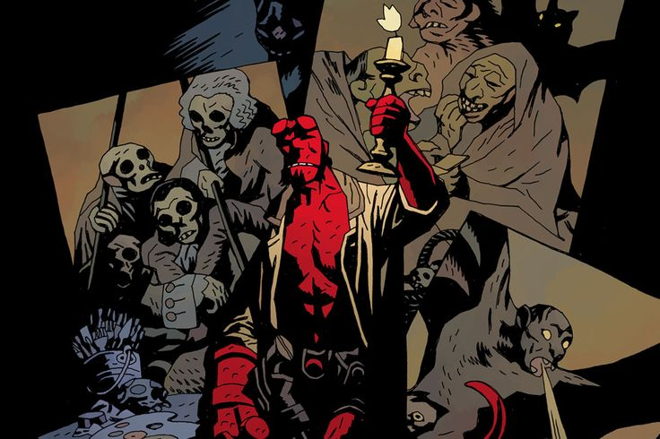 Everything We Know About the New 'Hellboy' Movie  Hellboy's journey recently came to an end — in the comics, at least. In 2016, creator Mike Mignola finished his Hellboy in Hell miniseries, which put a cap on decades of comics featuring the demonic detective struggling with his dual destinies as protector of humanity and bringer of the apocalypse. Even though Hellboy's quest finally reached its conclusion, there are still more stories to tell. Mignola has helped produce new...  htt..