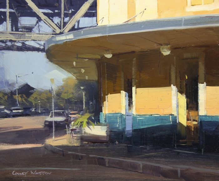 Colley Whisson Workshops | Colley has a strong belief that he is not copying nature but giving ...