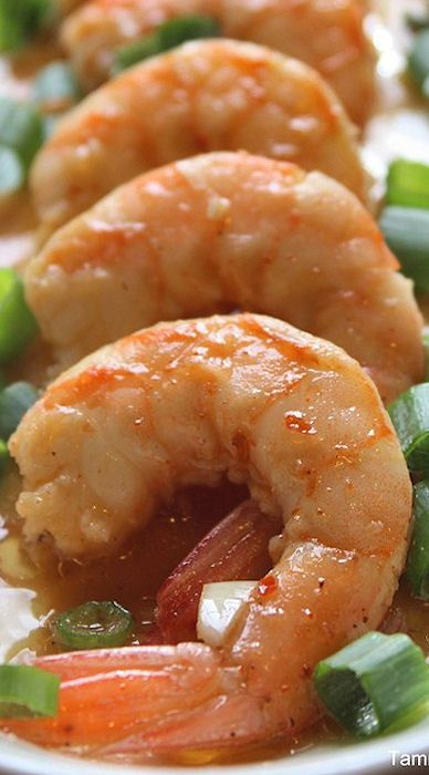 Crock Pot New Orleans Spicy Barbecue Shrimp