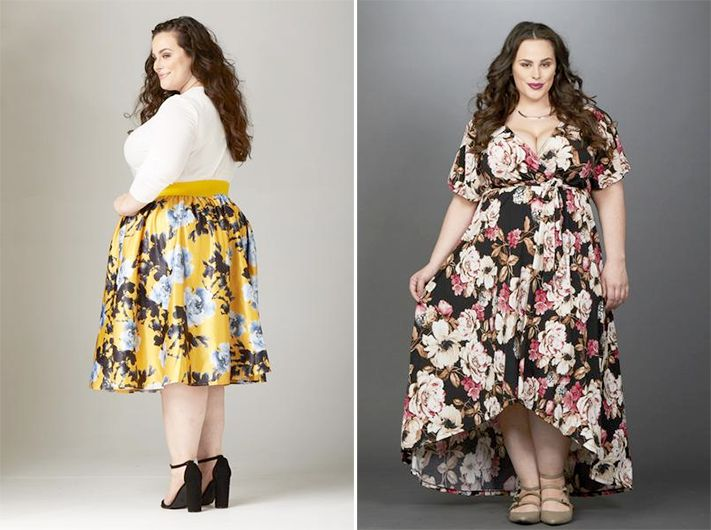 233 besten Plus Size Fashion: Dresses Bilder auf Pinterest | Ssbbw ...