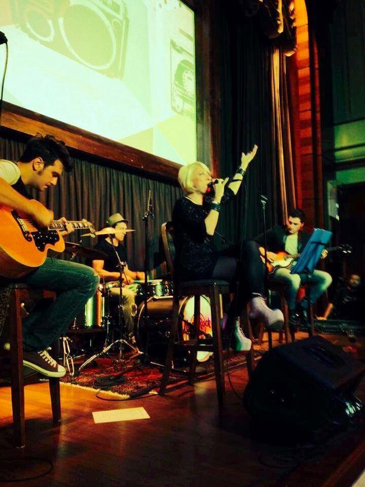 Alesya @ Live Hard Rock Café Firenze