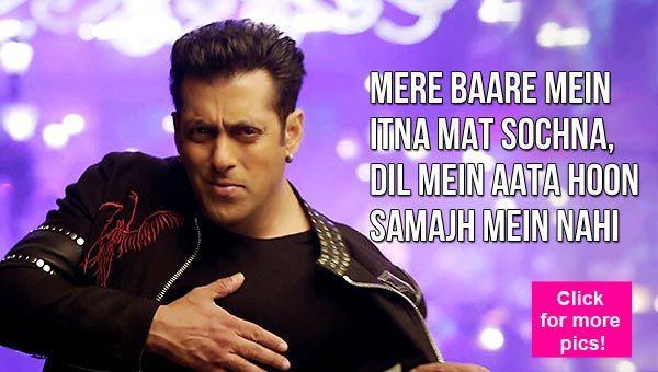 Salman Khan in Kick.
