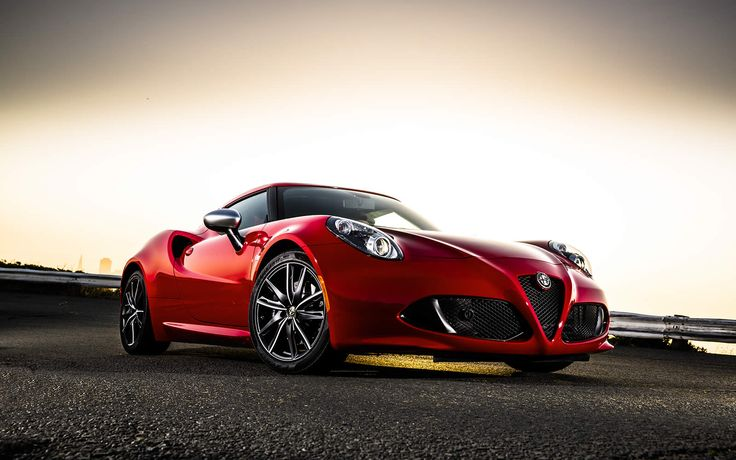 Discover the new Alfa Romeo 4C Coupe: performance has never been this…