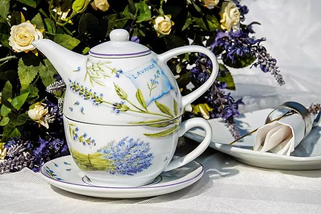 Un té conmigo | Aflora tu Ser - Coaching Floral
