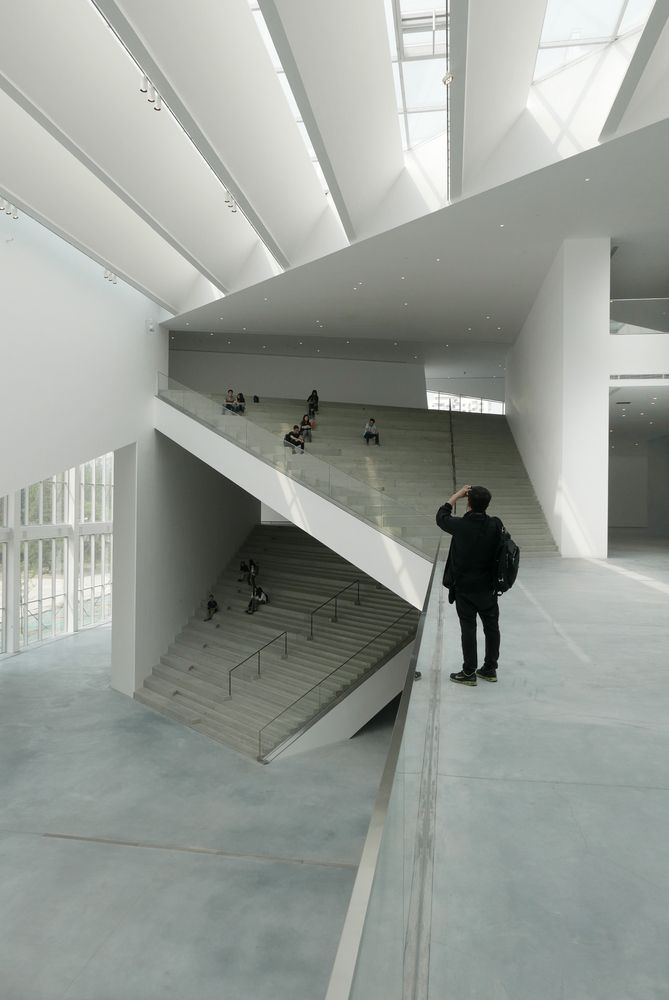 Galería - Museo de Arte Contemporáneo Minsheng / Studio Pei-Zhu - 10