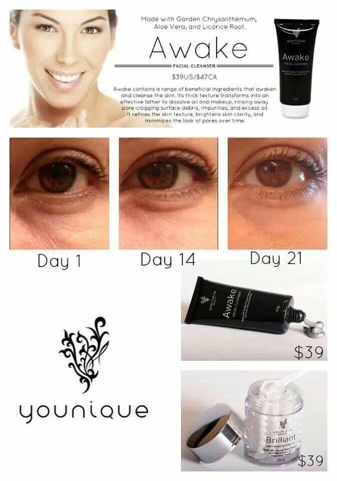 Younique products you won't believe results!! Younique Products Fastest growing home based business! Join my TEAM!  Younique Make-up Presenters Kit! Join today for only $99 and start your own home based business. Do you love make-up?  So many ways to sell and earn residual  income!! Your own FREE Younique Web-Site and no auto-ship required!!! Fastest growing Make-up company!!!! Start now doing what you love!  https://www.youniqueproducts.com/KathysDaySpa