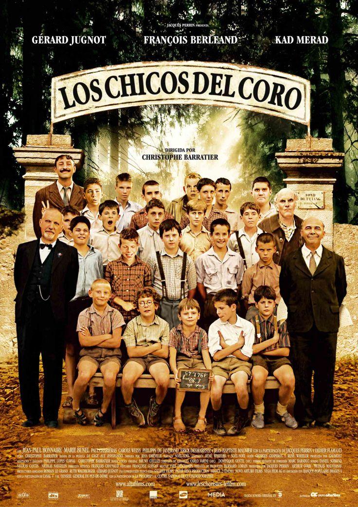 2004 / Los chicos del coro - Les Choristes