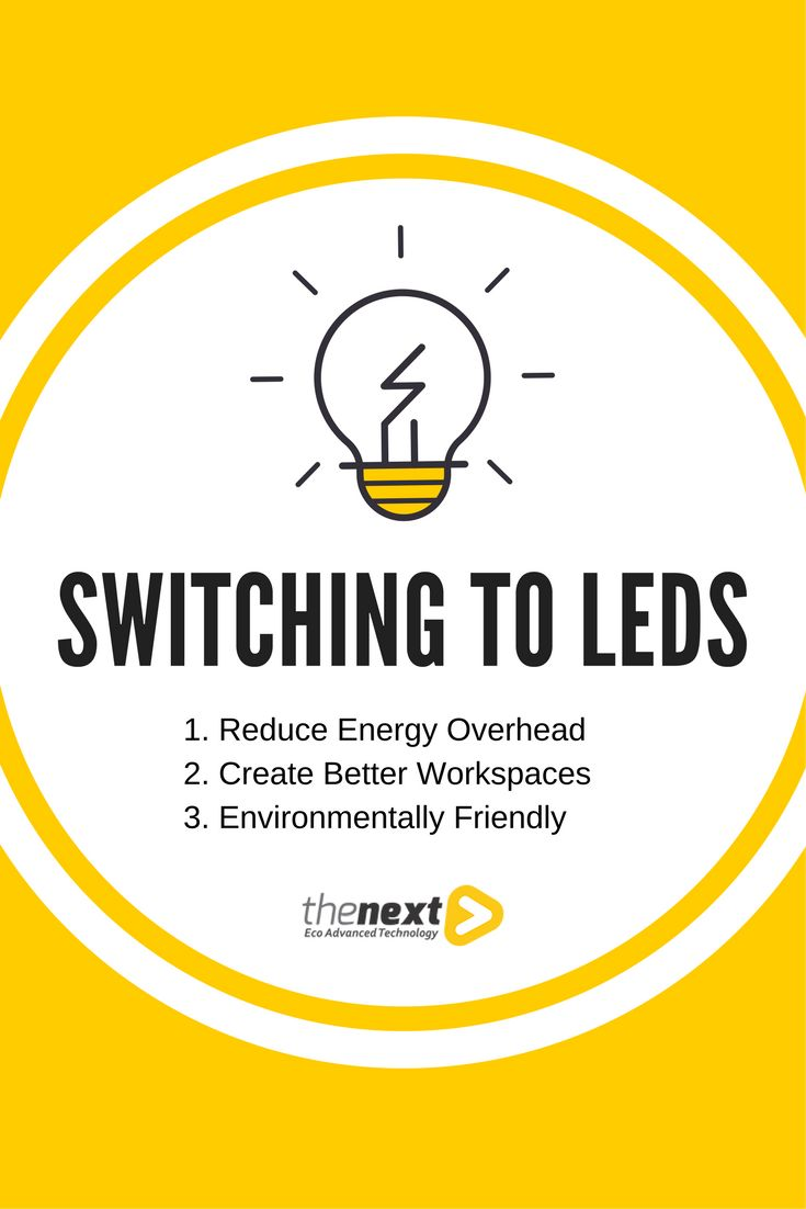Switching your current light bulbs for #LED bulbs is the simplest energy #efficiency tweak your business can make. Still, some business owners are hesitant to make the switch because of the greater cost upfront when compared to traditional light bulbs. The simple truth is: When used in place of their inexpensive counterparts, these bulbs can save you business money with added benefits for #productivity and brand image.