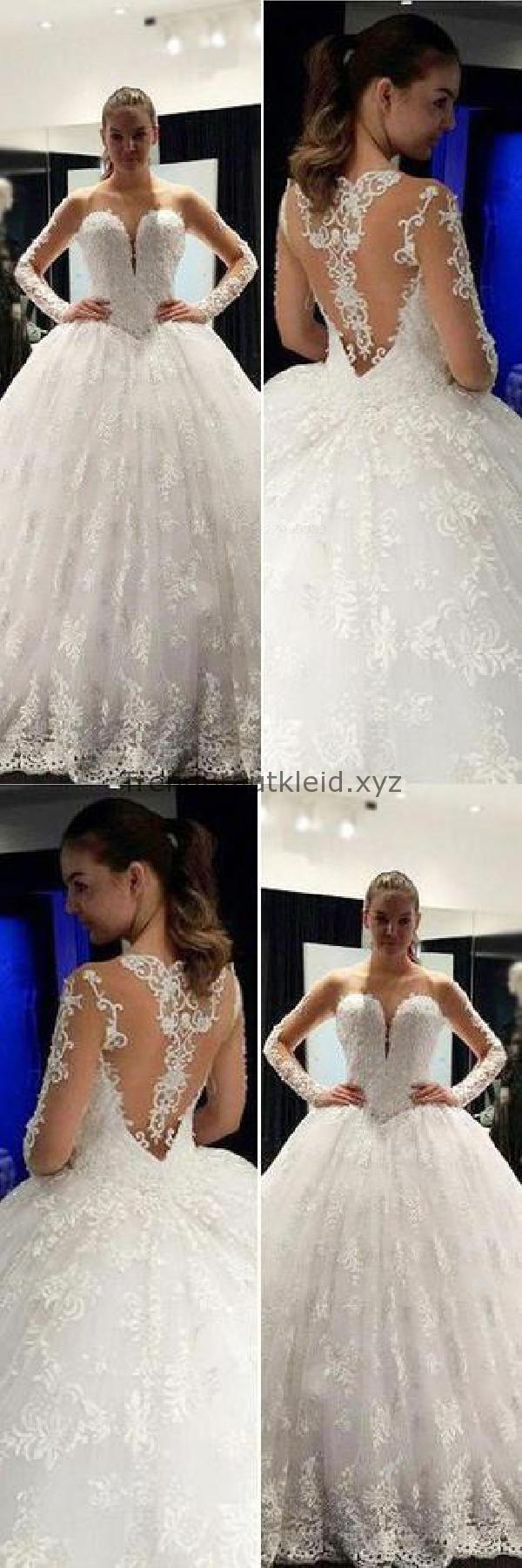 Holen Brautkleider zum Besten von billige, stark Ärmel Brautkleider, Ballkleid Brautkleider, stark Brautkleider