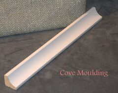 Quarter Rounds or Remove the Baseboards when replacing floors?? - Houzz--can use COVE  moulding instead