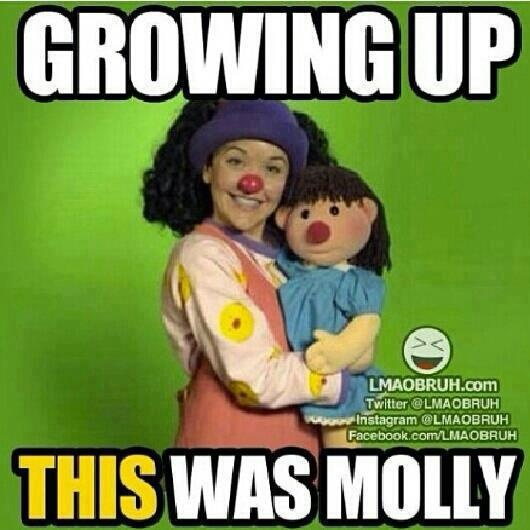 Big comfy Couch <3 90's kids xD
