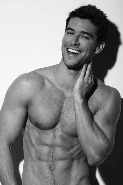 If you could wrap up a man like this and put him under the tree that would be great too! Bernardo Velasco