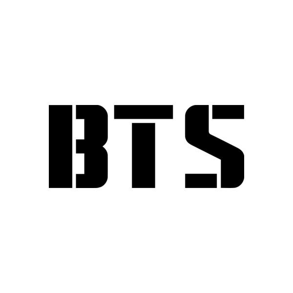Bangtan Boys Text Logo By Supermeshh D7ig2c1 BTS Liked On Polyvore Featuring Bts Phrase Quotes Saying And