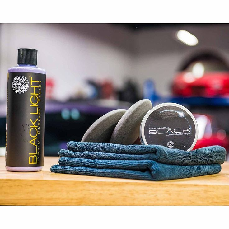 Amazon.com: Chemical Guys HOL_201 Black Paint Maintenance Kit (6 Items): Automotive