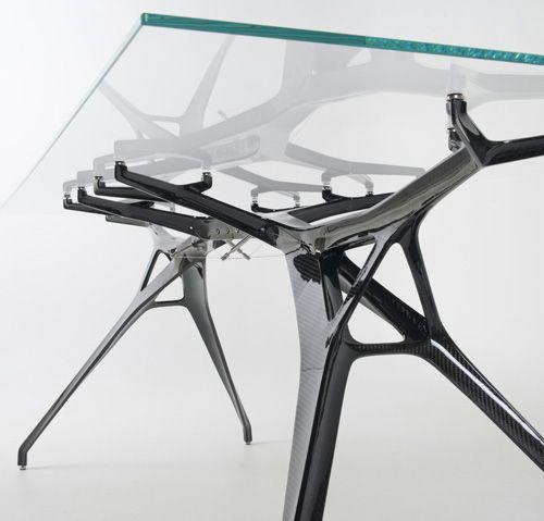 Best Carbon Fiber Furniture Images On Pinterest Carbon Fiber - Creative carbon fiber furniture by nicholas spens and sir james dyson