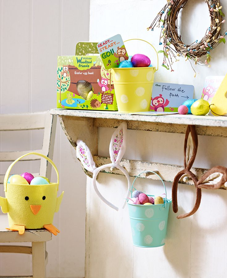 31 best easter eggs treats waitrose images on pinterest from easter baskets to chocolate eggs find everything you need to host the perfect easter negle Gallery