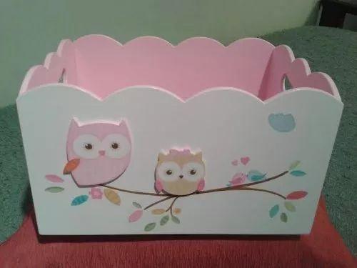 800 best cajas decoradas images on pinterest - Cajas decoradas para bebes ...