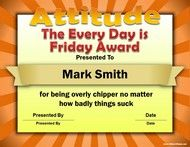 employee prizes