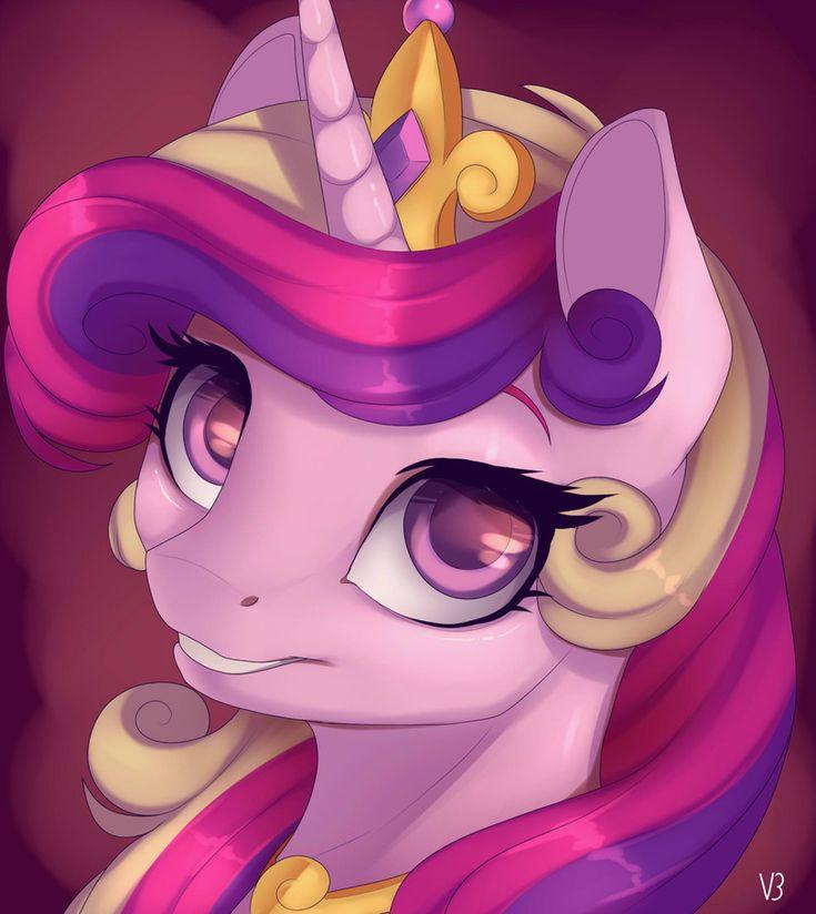 mlp art,my little pony,Мой маленький пони,фэндомы,Princess Cadence,принцесса Кейденс,royal