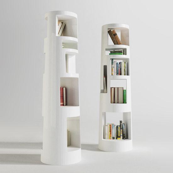 estante prateleira livros