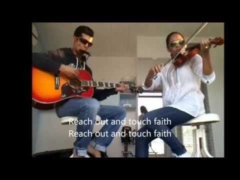Personal Jesus Depeche Mode cover by pilotos club ayurveda: beat Johnny Cash - YouTube