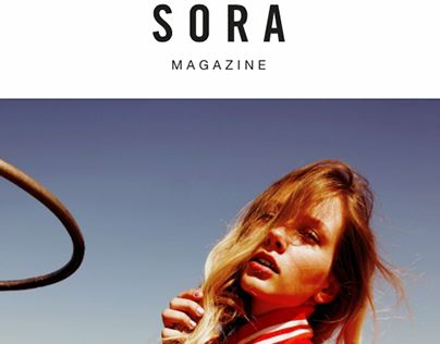 "Check out new work on my @Behance portfolio: ""Weronika for Sora Magazine by Balint Nemes"" http://be.net/gallery/40476349/Weronika-for-Sora-Magazine-by-Balint-Nemes"