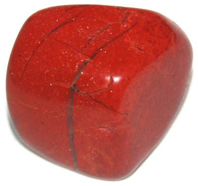Red Jasper: Brings selflessness & love to ones heart + aids organization & encourages the ability to see projects through