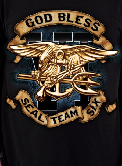 Thank you Seal Team Six!