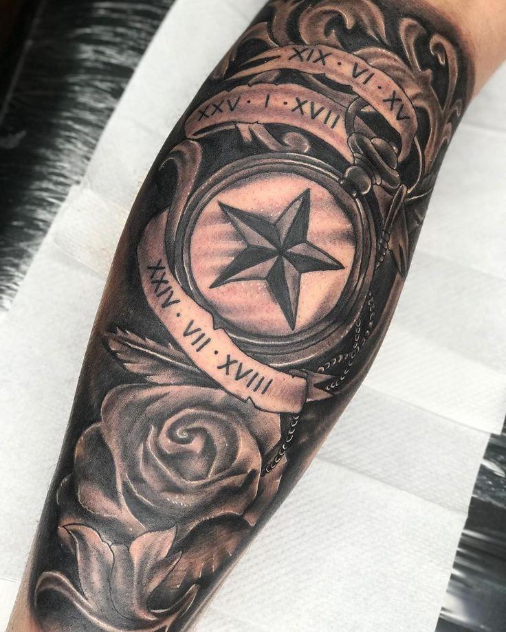 Tattoos, in 2020 Star tattoos, Star tattoo on shoulder