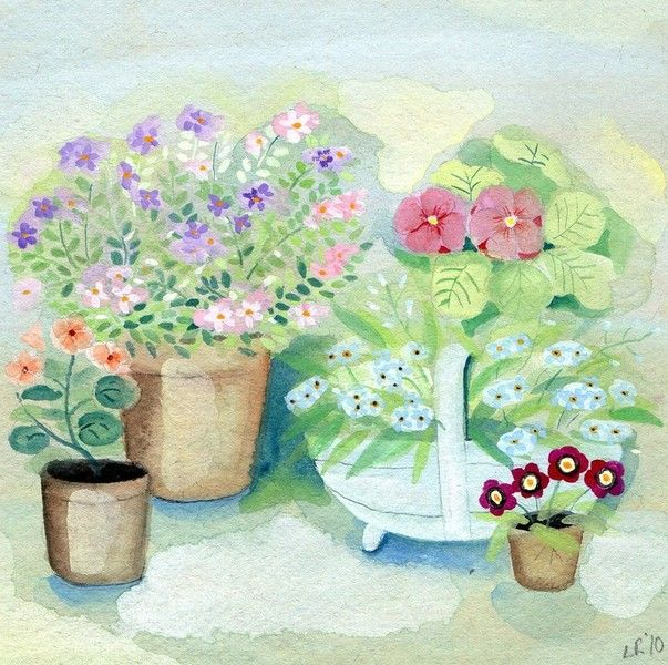 Louise Rawlings Art - Archive