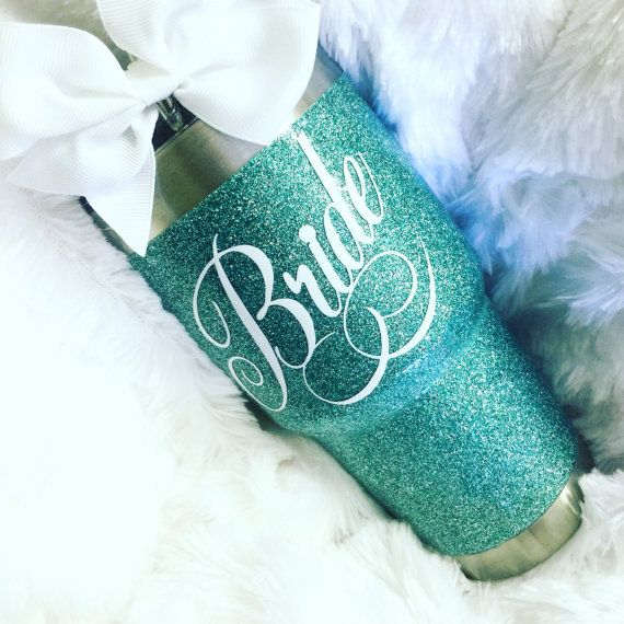 Hey, I found this really awesome Etsy listing at https://www.etsy.com/listing/277232702/glitter-yeti-rambler-in-turquoise-blue