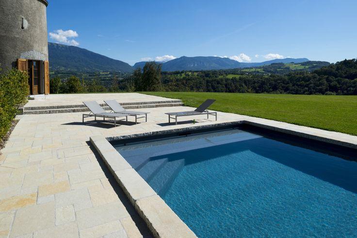 17 meilleures images propos de piscines couloir de nage sur pinterest des - Couloir gris anthracite ...
