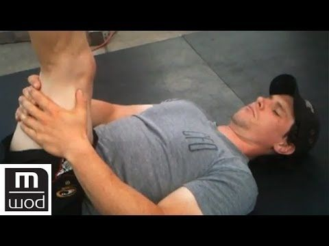 PNF, High Posterior Chain Mobilization | Feat. Kelly Starrett | MobilityWOD