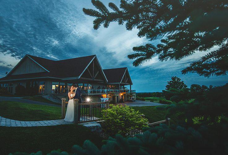 Tangle Creek Wedding photo by Vaughn Barry Photography www.vaughnbarry.com | Barrie Wedding Photographer