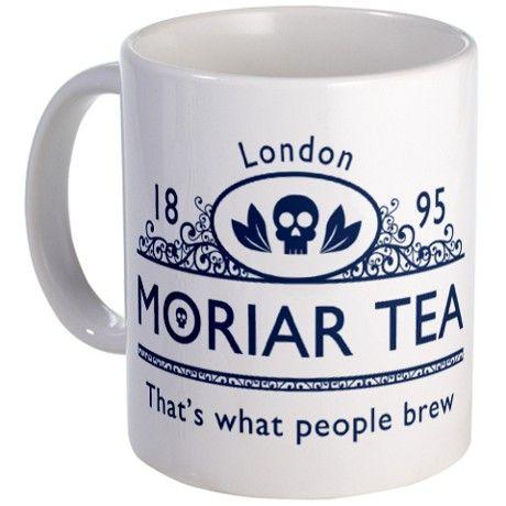 For the #Sherlock fan who prefers tea over coffee. #mugs #CafePress