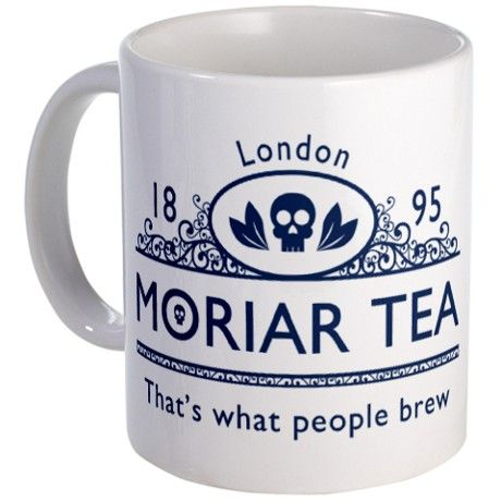 For the #Sherlock fan who prefers tea over coffee. #mugs #CafePress